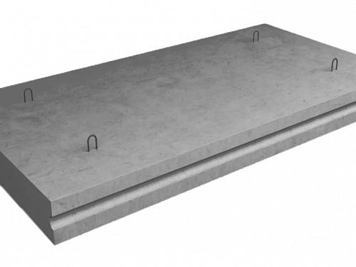 Плиты канальные ВП 25-12